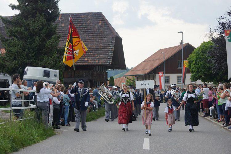 Amtsmusiktag in Landiswil 2018